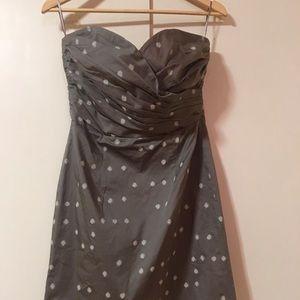 H & M Strapless Dress